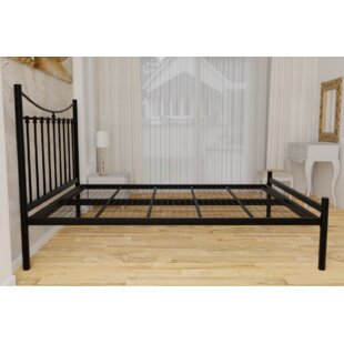 Nantes Bed Frame By Lily Manor