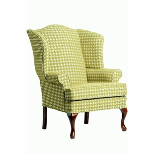 Josiah Wingback Chair by August Grove