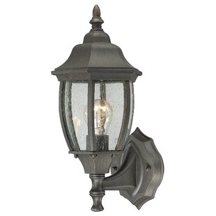 Price Check Covington 1-Light Outdoor Sconce By Thomas Lighting