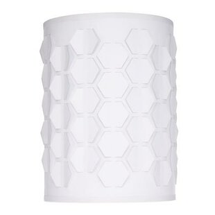 Low priced 8 Paper Drum Lamp Shade By Aspen Creative Corporation