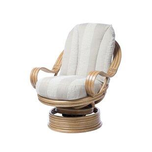 Darrow Swivel Rocking Chair By Beachcrest Home