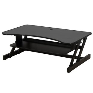 Rocelco Rocelco Adjustable Standing Desk Converter