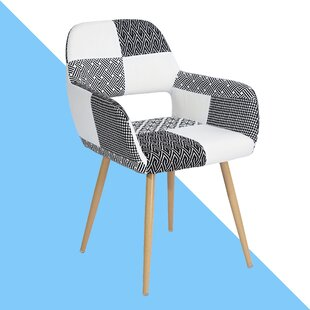 Superbe Gingham Chair | Wayfair
