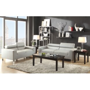 Jenkinson 2 Piece Living Room ..