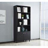 Adolpha Standard Bookcase by Latitude Run®