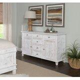 Lockett 6 Drawer Combo Dresser by Rosalind Wheeler