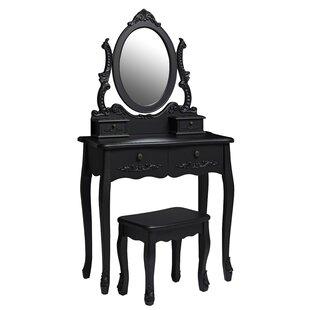 Buy Sale Price Elissa Dressing Table Set