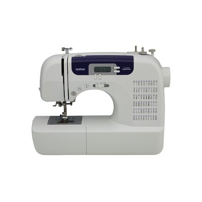 Brother Sewing Computerized 60 Stitch Sewing Machine Brother Sewing