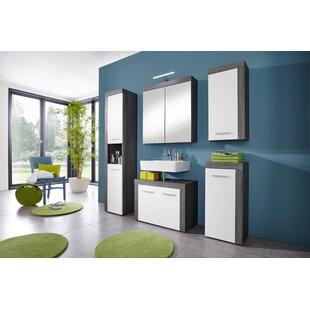 Martinson 5 Piece Bathroom Storage Furniture Set By Mercury Row