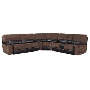 Savings Micaela Reclining Sectional by E-Motion Furniture Reviews (2019) & Buyer's Guide