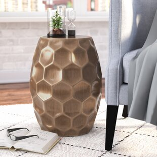 Reviews Meeks End Table ByWrought Studio