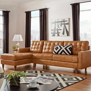 17 Stories Levine Hoenheim Sectional