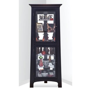 Small Black Corner Cabinet | Wayfair