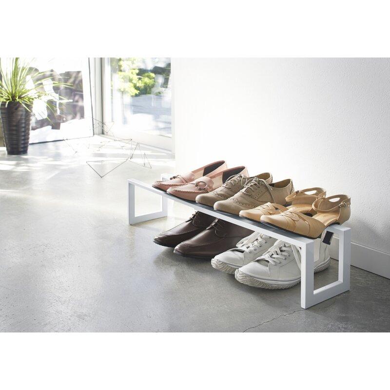 Line Adjule 6 Pair Shoe Rack