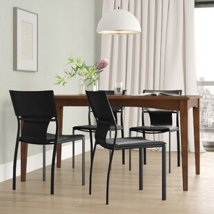 Edmond Dining Chair (Set of 4) by Wade Logan