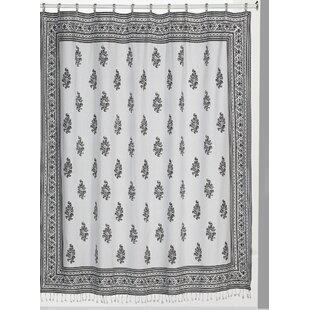 Blumer 100 Cotton Shower Curtain