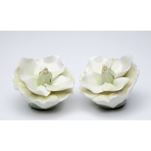 Gardenia Salt and Pepper Set