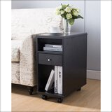 Bobot End Table with Storage by Latitude Run®