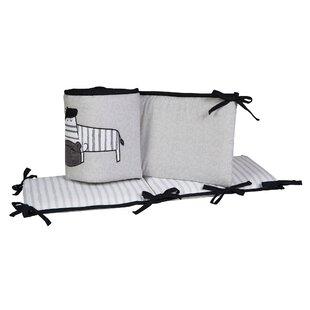 Affordable Cardone Crib Bumper ByZoomie Kids