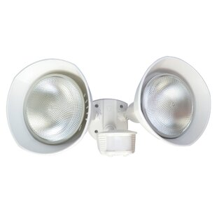 Compare 2-Light Outdoor Spotlight By Coleman Cable