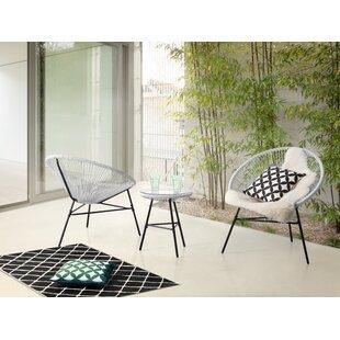 3 Piece Bistro Set by Home Loft Concepts