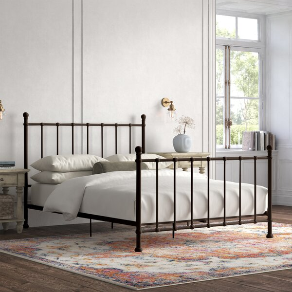 Kelly Clarkson Home Bailey Full Double Low Profile Platform Bed Reviews Wayfair