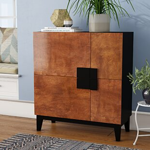 Menke 4 Door Accent Cabinet
