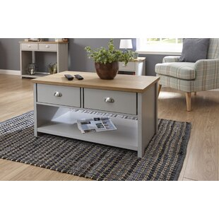 Boaman Coffee Table Set By Brambly Cottage