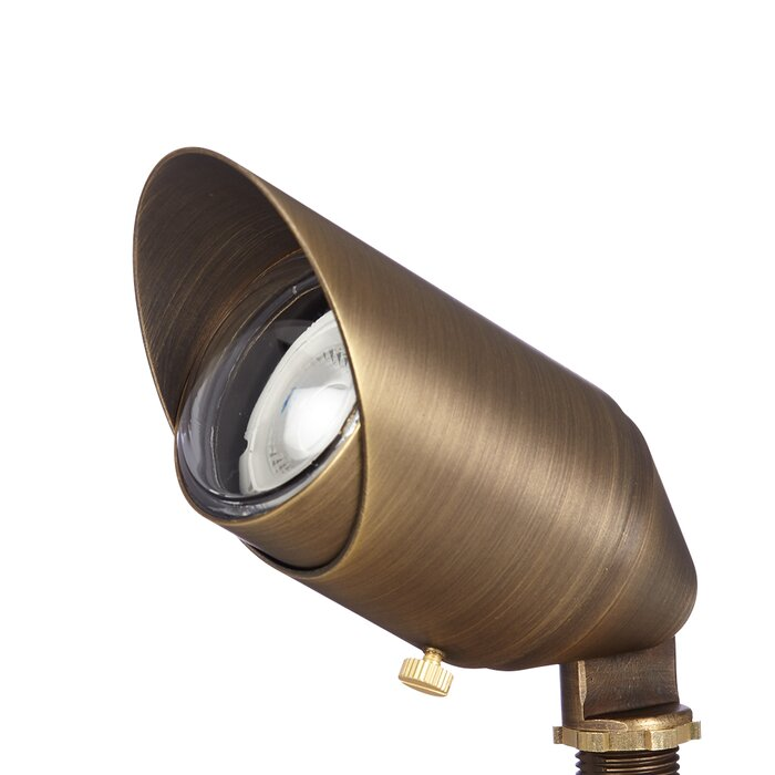 Low Voltage Hardwired Spot Light