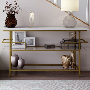Barlow Console Table by CosmoLiving by Cosmopolitan