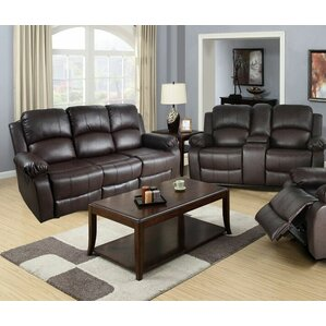 Lucius 2 Piece Living Room Set by Beverly Fine Furniture