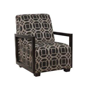 Jefferey Armchair by Bloomsbury Market