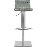 Barber Swivel Adjustable Height Bar Stool by Latitude Run