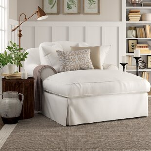 Adamsburg Chaise Lounge by Birch Lane™ Heritage