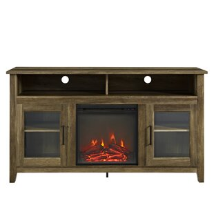 Kohn TV Stand for TVs up to 60 with Fireplace By Zipcode Design