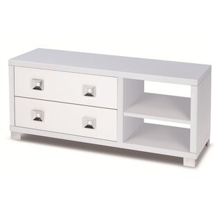 Double 2 Drawer Accent Chest