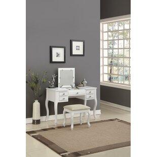 Charlton Home Hollen Vanity Set