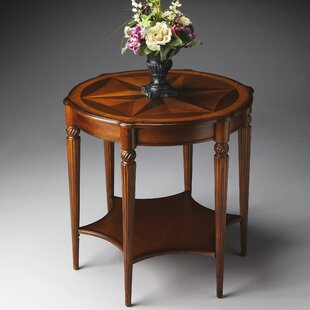 Warren End Table by Astoria Grand