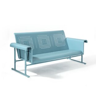 Grenshaw Patio Sofa by Latitude Run Best Design