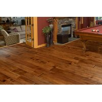 Albero Valley Smokehouse 4-3/4-in Solid Maple Hardwood Flooring