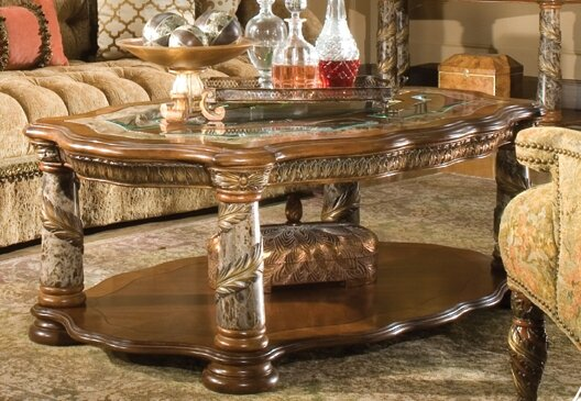 Great Villa Valencia Coffee Table Set