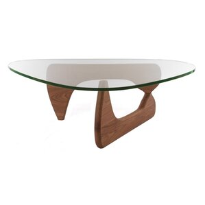 Weiss Modern Coffee Table by Corrigan Studio