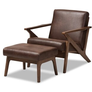 Looking for Wojtala Mid-Century Modern Solid 2 Piece Living Room Set by Union Rustic