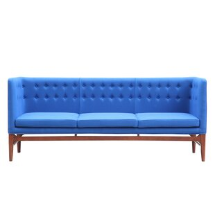Compare Mayor Mid Century Modern Chesterfield Sofa by Kardiel Reviews (2019) & Buyer's Guide