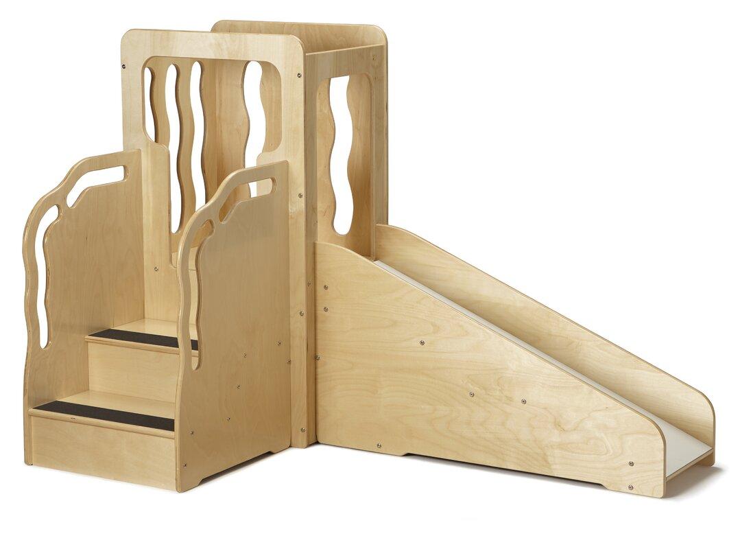 Mini Loft with Slide