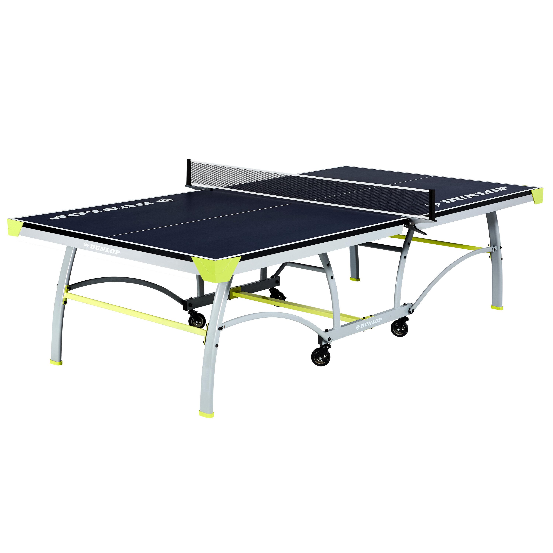 Dunlop Official Regulation Size Foldable Indoor Table Tennis Table Wayfair