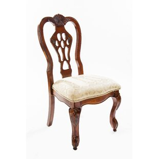 Buchholz Solid Wood Dining Chair (Set of 2)