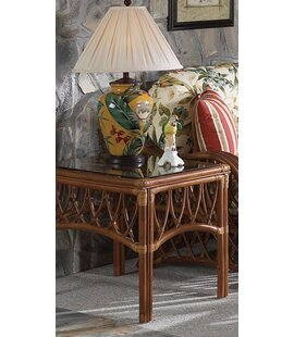 Antigua Side Table by South Sea Rattan Great Reviews