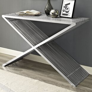 Modway Press Console Table