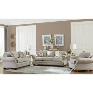 Peel 3 Piece Sleeper Living Room Set by Canora Grey